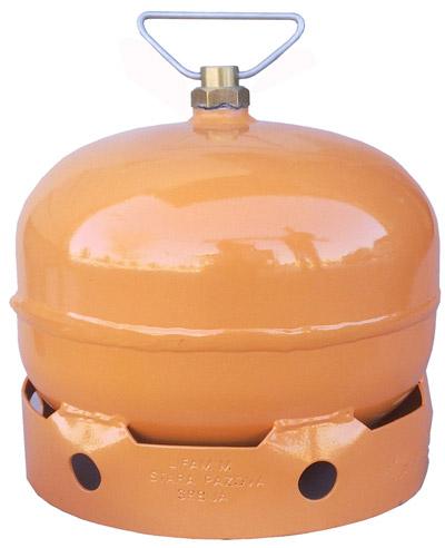 Plinska boca od 2 kg Lifam