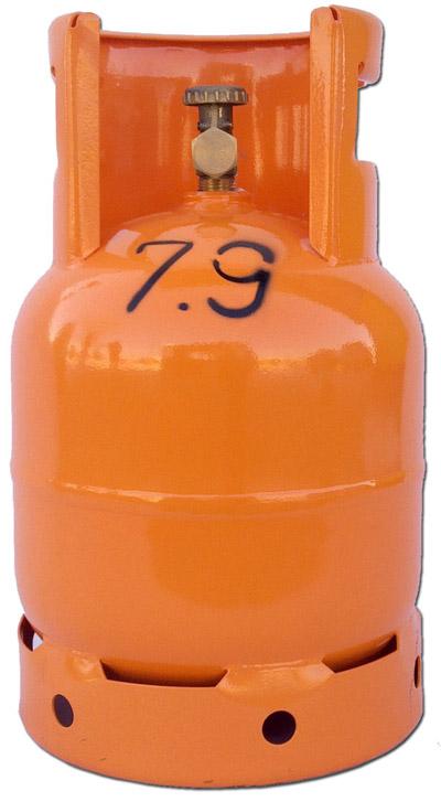 Plinska boca od 5 kg Lifam