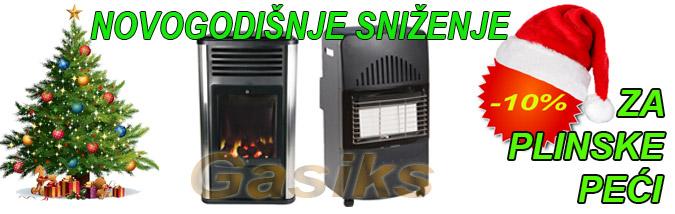 Plinske peći sniženje