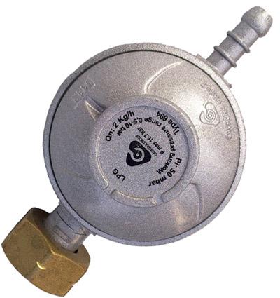 Regulator niskog pritiska od 2 kg/h