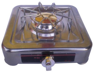 Jednoplameni plinski rešo