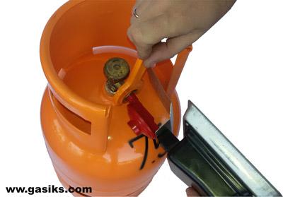 Uputstvo za korišćenje plinbske grejalice
