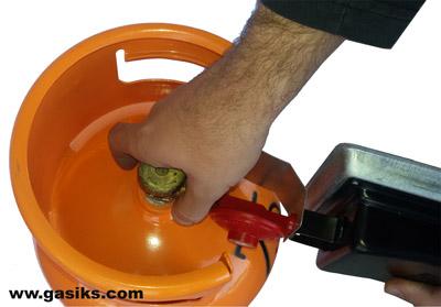 Uputstvo za korišćenje plinske grejalice