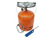 plinska boca od 3kg sa rešetkom i upaljačem