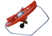 Plinski rešo za standardne plinske boce sa ventilom Orgaz  22 cm