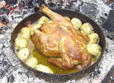piletina u saču